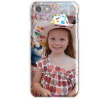 GOMA cowgirl iPhone Case/Skin