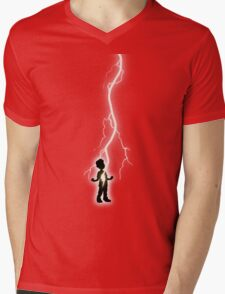 With One Magic Word... Mens V-Neck T-Shirt