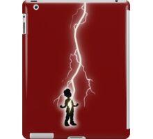 With One Magic Word... iPad Case/Skin