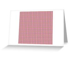 SneuvelNation - Borberry Pink/Red/Green Greeting Card