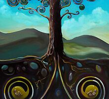 Tree of Life by Tom J. Byrne