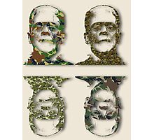 Well Camouflaged Monster Photographic Print