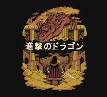 Attack on Dragon  Unisex T-Shirt
