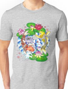 The Tao of Koi Unisex T-Shirt