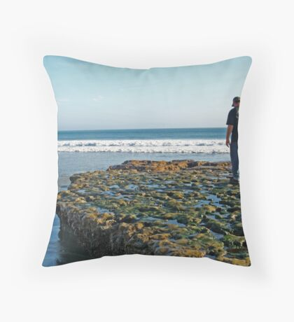 What's To Come Throw Pillow