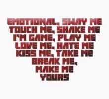 Love Me, Hate Me - Zef Style by jerasky