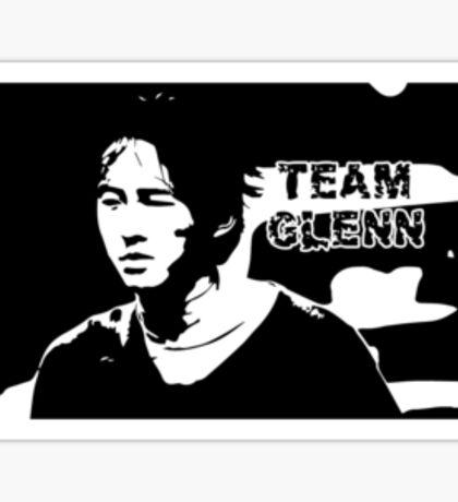 TEAM GLENN Sticker