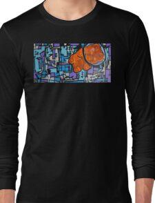 Astronaut Gummy Bear Long Sleeve T-Shirt