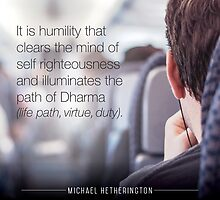 Humility by Zenology Arts