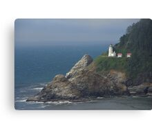 Heceta Head Lighthouse, Oregon Canvas Print