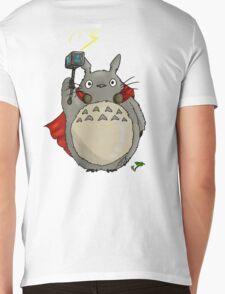 Thortoro Mens V-Neck T-Shirt