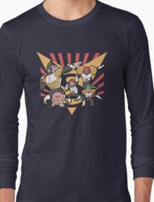 Smash Force Long Sleeve T-Shirt