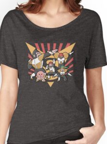 Smash Force Women's Relaxed Fit T-Shirt