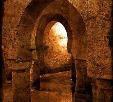 Arabian cistern by Antonio Jose Pizarro Mendez