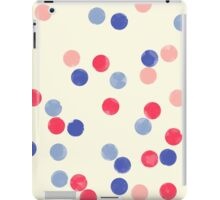 Watercolor Confetti iPad Case/Skin