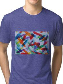 Art Work. Tri-blend T-Shirt
