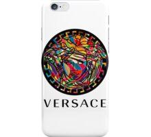 VERSACE-COLOUR iPhone Case/Skin