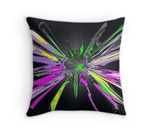 Butterfly Magic Throw Pillow