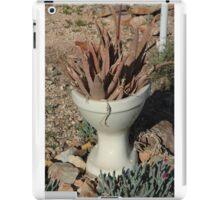 toilet Art. iPad Case/Skin