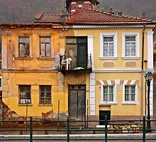 House with split personality by Hercules Milas
