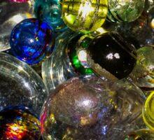 Glass Beads Sticker