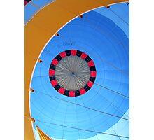 Hot Air Balloon Photographic Print