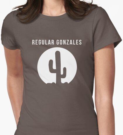 Regular Gonzales - Band Merch Womens Fitted T-Shirt