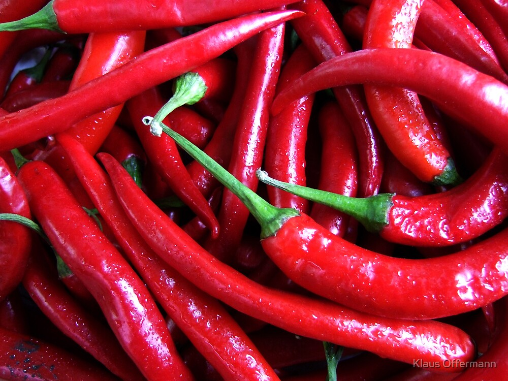 Chili by Klaus Offermann