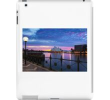 Sydney Opera House Sunrise iPad Case/Skin