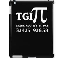 TGI PI iPad Case/Skin