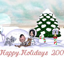 Happy Holidays 2008 by FireLilyAMG
