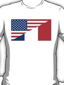 usa france T-Shirt