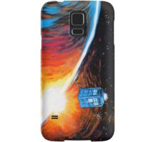 Time Travel Tardis Samsung Galaxy Case/Skin