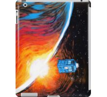 Time Travel Tardis iPad Case/Skin