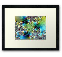 Patterns of Love Framed Print