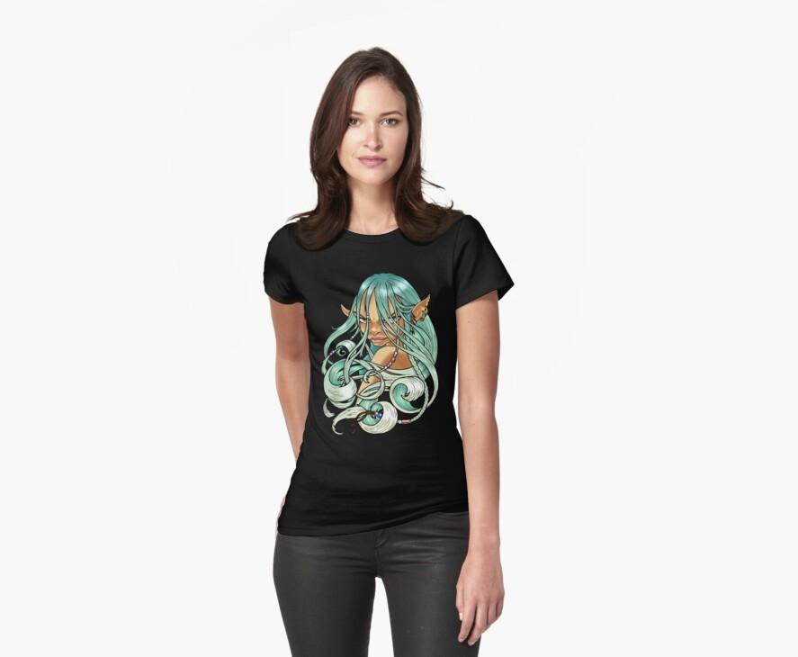 Elf Queen by Lugh  Damen