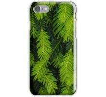 Yew Tips iPhone Case/Skin
