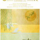 Poster Ducks Flying by Steven House