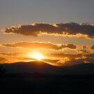 Another Virginia Sunset by ctheworld
