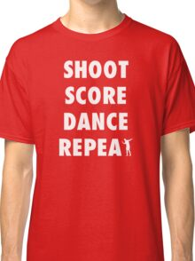 Sturridge - Shoot Score Dance Repeat Classic T-Shirt