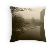 Aire 2  Throw Pillow