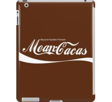 Beyond Kayfabe Podcast - Mean Cacas iPad Case/Skin
