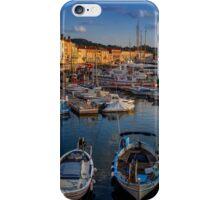 Saint Tropez French Riviera iPhone Case/Skin