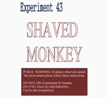 Shaved Monkey by OurKev