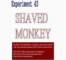 Shaved Monkey Long Sleeve T-Shirt