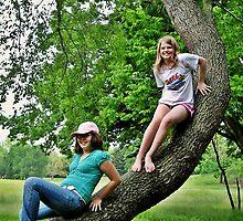 Climbing Girls by Tracy DeVore