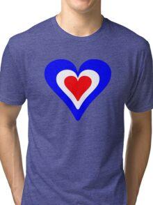 MODern LOVE Tri-blend T-Shirt