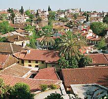 Antalya Old Town by Camilla