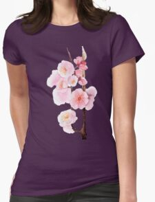 watercolor flowers of apricot T-Shirt