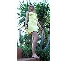 """Kellie   """"Standing tall"""" Photographic Print"""